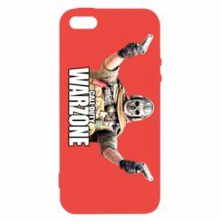 Чехол для iPhone5/5S/SE Call Of Duty Warzone