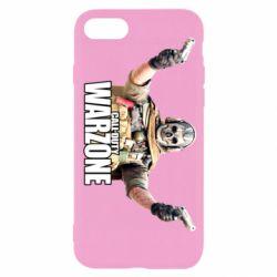 Чехол для iPhone 8 Call Of Duty Warzone