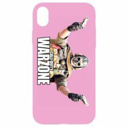 Чехол для iPhone XR Call Of Duty Warzone