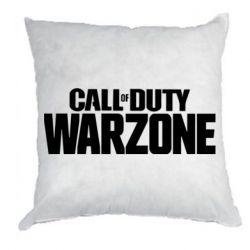 Подушка Call of Duty: Warzone