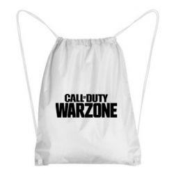 Рюкзак-мішок Call of Duty: Warzone