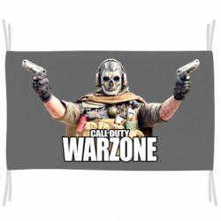 Флаг Call Of Duty Warzone