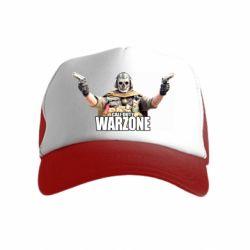Детская кепка-тракер Call Of Duty Warzone