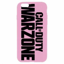 Чохол для iPhone 6 Plus/6S Plus Call of Duty: Warzone
