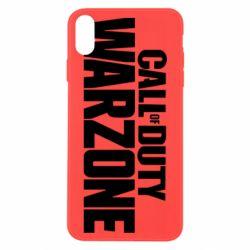 Чохол для iPhone X/Xs Call of Duty: Warzone