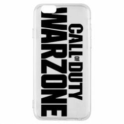 Чохол для iPhone 6 Call of Duty: Warzone