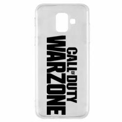 Чохол для Samsung A6 2018 Call of Duty: Warzone
