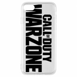 Чохол для iPhone 8 Call of Duty: Warzone
