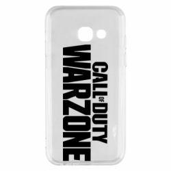 Чохол для Samsung A3 2017 Call of Duty: Warzone