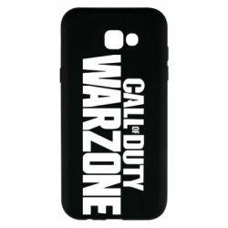 Чохол для Samsung A7 2017 Call of Duty: Warzone