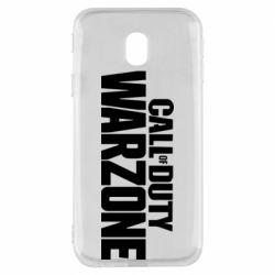 Чохол для Samsung J3 2017 Call of Duty: Warzone