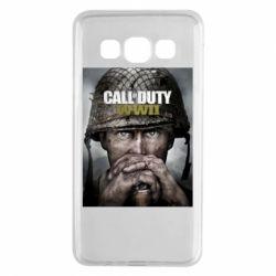 Чохол для Samsung A3 2015 Call of Duty WW2 poster