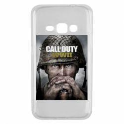 Чохол для Samsung J1 2016 Call of Duty WW2 poster