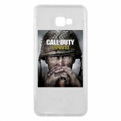 Чохол для Samsung J4 Plus 2018 Call of Duty WW2 poster