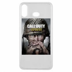 Чохол для Samsung A6s Call of Duty WW2 poster