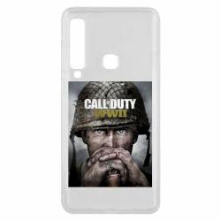 Чохол для Samsung A9 2018 Call of Duty WW2 poster