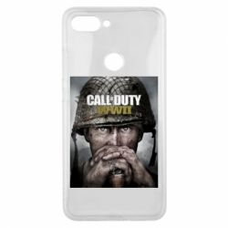 Чохол для Xiaomi Mi8 Lite Call of Duty WW2 poster