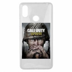 Чохол для Xiaomi Mi Max 3 Call of Duty WW2 poster