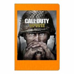 Блокнот А5 Call of Duty WW2 poster
