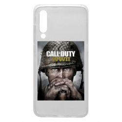 Чохол для Xiaomi Mi9 Call of Duty WW2 poster