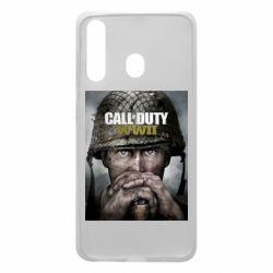 Чохол для Samsung A60 Call of Duty WW2 poster