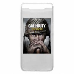 Чохол для Samsung A80 Call of Duty WW2 poster