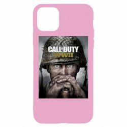 Чохол для iPhone 11 Call of Duty WW2 poster