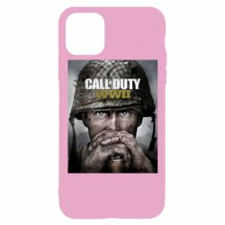 Чохол для iPhone 11 Pro Call of Duty WW2 poster