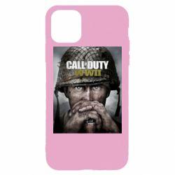 Чохол для iPhone 11 Pro Max Call of Duty WW2 poster