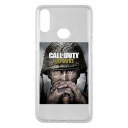 Чохол для Samsung A10s Call of Duty WW2 poster