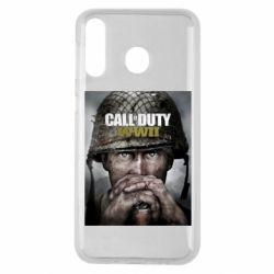 Чохол для Samsung M30 Call of Duty WW2 poster