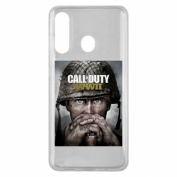 Чохол для Samsung M40 Call of Duty WW2 poster