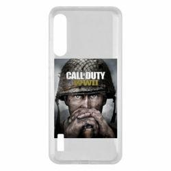 Чохол для Xiaomi Mi A3 Call of Duty WW2 poster
