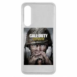 Чохол для Xiaomi Mi9 SE Call of Duty WW2 poster