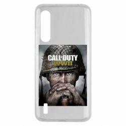Чохол для Xiaomi Mi9 Lite Call of Duty WW2 poster