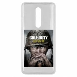 Чохол для Xiaomi Mi9T Call of Duty WW2 poster