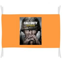 Прапор Call of Duty WW2 poster