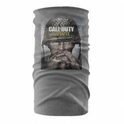 Бандана-труба Call of Duty WW2 poster