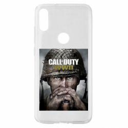 Чохол для Xiaomi Mi Play Call of Duty WW2 poster
