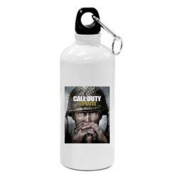 Фляга Call of Duty WW2 poster