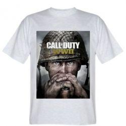 Чоловіча футболка Call of Duty WW2 poster