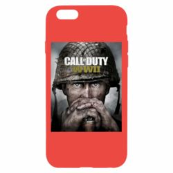 Чохол для iPhone 6/6S Call of Duty WW2 poster