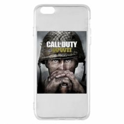 Чохол для iPhone 6 Plus/6S Plus Call of Duty WW2 poster