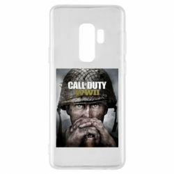 Чохол для Samsung S9+ Call of Duty WW2 poster