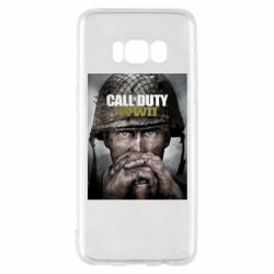 Чохол для Samsung S8 Call of Duty WW2 poster