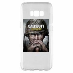 Чохол для Samsung S8+ Call of Duty WW2 poster