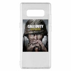 Чохол для Samsung Note 8 Call of Duty WW2 poster