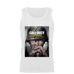 Майка чоловіча Call of Duty WW2 poster