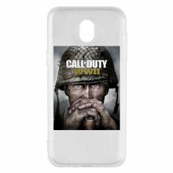 Чохол для Samsung J5 2017 Call of Duty WW2 poster