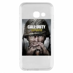 Чохол для Samsung A3 2017 Call of Duty WW2 poster